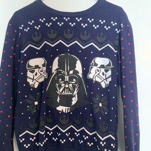 Star Wars crewneck